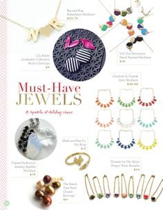 must-have jewels // baubles