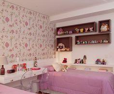 Lindo este quarto... dá para dividir tbm com o irmão!!!