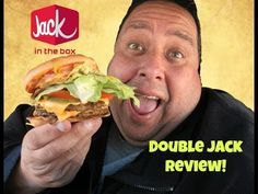 Jack In The Box® Double Jack REVIEW!