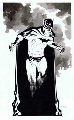 Batman, by Mike McKone