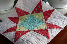 Using Cutter Quilts for Pot Holders