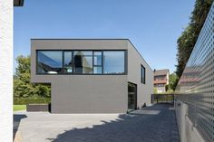 Now that's a super cool, modern, conceptual and creative house. Seriously, amazing. By ZHAC / Zweering Helmus Architekten