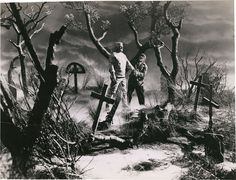Bela Lugosi and Lon Chaney Jr in The Ghost of Frankenstein directed by Erle C. Classic Monster Movies, Classic Horror Movies, Classic Monsters, Desenhos Halloween, Lon Chaney Jr, Horror Monsters, Famous Monsters, Vintage Horror, Creature Feature