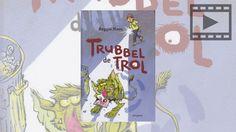 Trubbel de Trol is geschreven door Reggie Naus met illustraties van Kees de Boer