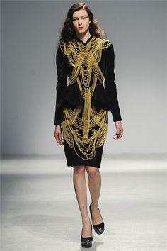 Sfilata Manish Arora Paris - Collezioni Autunno Inverno 2013-14 - Vogue