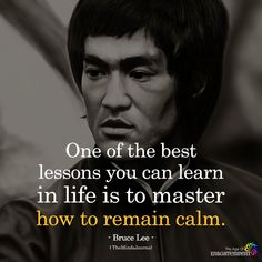 Bruce Lee Motivational Quotes and Sayings that Will Inspire You Wise Quotes, Great Quotes, Words Quotes, Wise Words, Quotes To Live By, Sayings, Gospel Quotes, Anger Quotes, Quirky Quotes