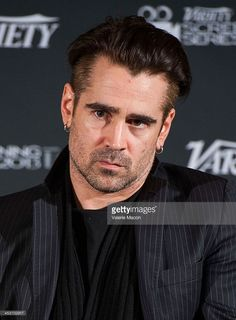 Actor Colin Farrell attends 2013 Variety Screening Series Presents Disney's 'Saving Mr. Banks' at ArcLight Hollywood on December 4, 2013 in Hollywood, California.