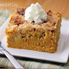 Pumpkin Dump Cake-Best Pumpkin Dessert Ever