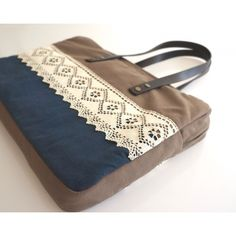 "15.6"" Laptop/Notebook Bag With Lace"