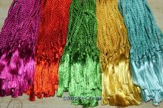 Special Pricing on all Bookmark Supplies at www.inspire-create.com.   Tassels, Sleeves, and Inserts on Sale Now!