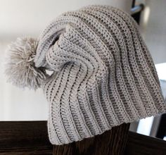 If you haven't guessed already, I LOVE ribbed crochet! Something about it just screams