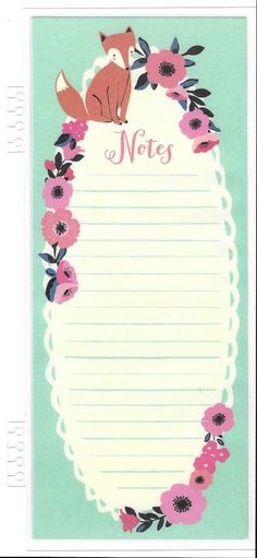 Planner covers, goodies & more for Erin Condren, Plum paper, inkwell press, limelife, simplified life, arc, mambi happy planner & more. Visit my Etsy listing at https://www.etsy.com/listing/234168999/new-laminated-dash-note-planner-insert