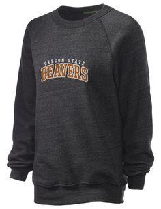 Oregon State University Beavers Sweatshirt with Sparkle Twill™