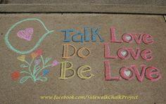Sidewalk Chalk Art, Insta Photo Ideas, Chalkboard Art, Do Love, Love Notes, Art Boards, Art Inspo, Iphone Wallpaper, Artsy