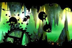 It isn't every day that a mobile game can take your breath away. But BADLAND does just that. It is a breathtaking game that can be enjoyed both casually on-the-go as well as in more serious gaming sessions. There is a certain magic to BADLAND thatis simply undeniable.
