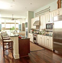 kitchen designed by Georgia Carlee