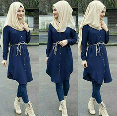 Muslimah Fashion Tips .Muslimah Fashion Tips Modern Hijab Fashion, Muslim Women Fashion, Pakistani Fashion Casual, Hijab Fashion Inspiration, Weird Fashion, Modest Fashion, Fashion Dresses, Fashion Tips, Fashion Design
