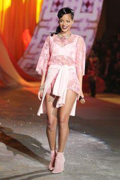 Rihanna - The Victoria's Secret Fashion Show 2012