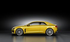 Audi (Germany) QUATTRO SPORT Concept