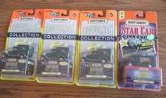 Match Box Ford Model A x3 & Mission Impossible  Star Car set of (4)
