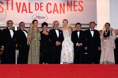 Cannes Film Festival The Great Gatsby opening night jury