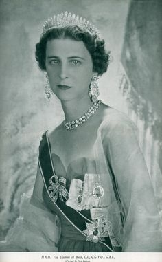 Princess Marina, Duchess of Kent