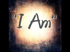 "What do YOU add to the declaration:  ""I AM...""? How to Use ""I-AM"" To Create Your Life! (Law Of Attraction) What you say you are, you are and will remain until you change what you add to ""I AM...""  For anyone who wants to change their lives for the absolute better!"
