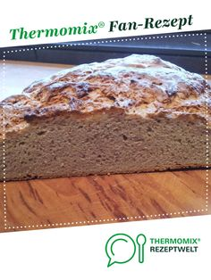 Holzfällerbrot Lumberjack bread from sternemely. A Thermomix ® recipe from the Bread & Buns category www.de, the Thermomix ® community. Easy Baking Recipes, Easy Salad Recipes, Easy Cake Recipes, Easy Desserts, Bread Recipes, Dessert Recipes, Dessert Simple, Bread Bun, Pampered Chef