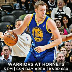 IT'S GAME DAY!!! #Warriors wrap up their two-day, two-game road trip against the @neworleanshornets today. Read up on the matchup at warriors.com/gameday