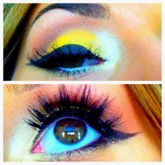 Lemon drop eyeliner