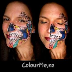 Shawna DelReal/ Ronnie Mena mashup by Laura @ www.colourme.nz