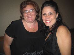 Two beautiful moms of childhood cancer warriors