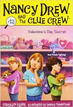 Nancy Drew and the Clue Crew: Valentine's Day Secret by Carolyn Keene #books #kids #tweens