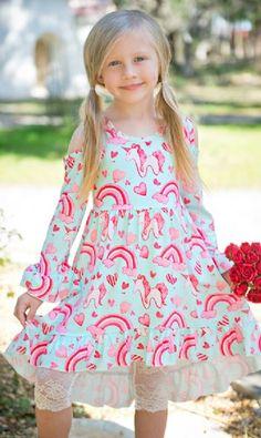 Ooh La La Couture Little Girls Heart Applique Top Tulle Skirt Ivory Gold