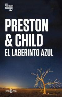 El laberinto azul - de  Douglas Preston & Lincoln Child - Enlace al catálogo: http://benasque.aragob.es/cgi-bin/abnetop?ACC=DOSEARCH&xsqf99=769741