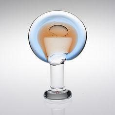 OIVA TOIKKA, OIVA TOIKKA, A GLASS SKULPTURE. Lollipop. Signed Oiva Toikka Nuutajärvi.  #bukowskis #bukowskismarket #design