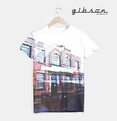 Unique style. Streets and architecture graphics - as a clothing, framed print etc.   Available to buy!  More info about artist at www.gibsonkochanek.com