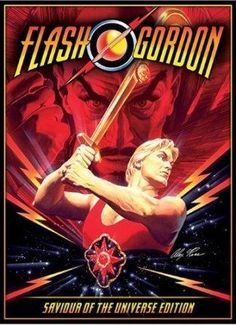 Flash Gordon is a 1980 science fiction film, based on the eponymous comic strip character Flash Gordon, created by Alex Raymond.