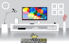 HOW TO INSTALL A TV?   Tv installation, Wall tv and TVs