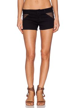 Siwy Tilda Shorts in Voodoo, You Do