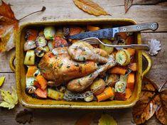 Comment réussir la cuisson d'un poulet au four ?