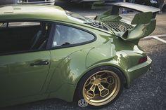 RWb Porsche 911 photo by Scotch and Iron