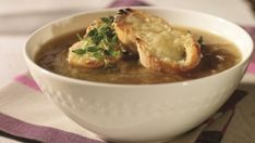 You'll find the ultimate French Onion Soup recipe and even more incredible feasts waiting to be devoured right here on Food Network UK.