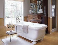 Master Bathroom Ideas - Pictures of Master Bathrooms - House Beautiful