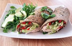 Healthy Cooking, Healthy Snacks, Healthy Recipes, Paleo Whole 30, Fresh Rolls, Food Inspiration, Food And Drink, Low Carb, Breakfast