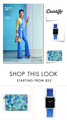 """""""Casetify 5"""" by soofficial87 ❤ liked on Polyvore featuring Casetify"""