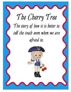 A superb resource packed full of ideas for Presidents' Day. This resource centres around George Washington and the story of the cherry tree. It com...