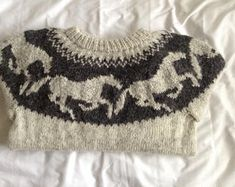 Ready to ship Icelandic sweater adult jumper unisex Poncho Pullover, Jumper, Winter Sweaters, Wool Sweaters, Handmade Shop, Etsy Handmade, Hand Knitting, Knitting Patterns, Needlepoint Patterns