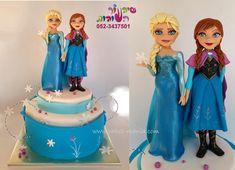 frozen cake - Cake by sharon tzairi - cakes-mania
