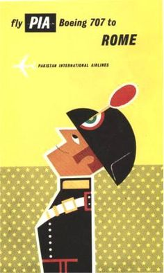 Rome * Fly PIA by Tom Eckersley